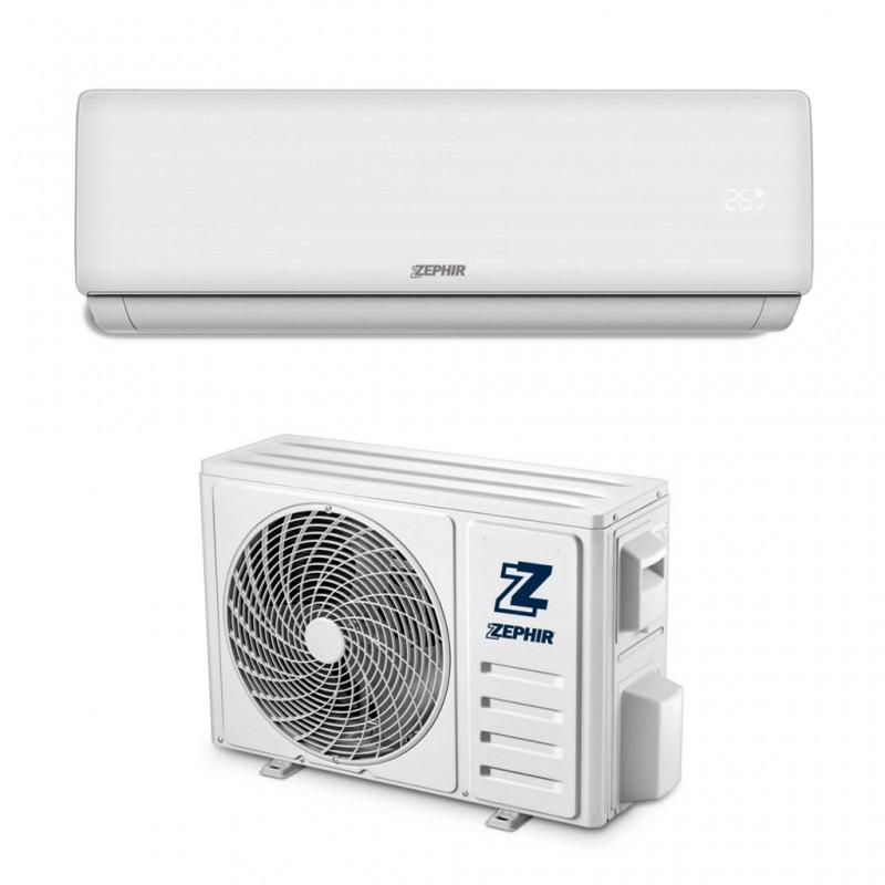 Zephir pompa di calore inverter 18000 btu ztq18000