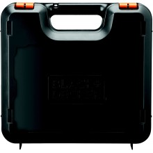 Black&Decker trapano avvitatore 10,8v litio con due batterie