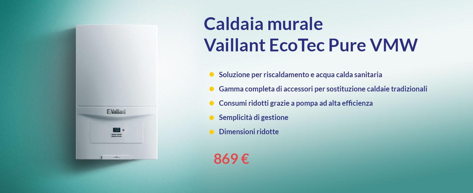 Vaillant EcoTec